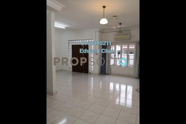 For Sale Terrace at Mutiara Homes, Mutiara Damansara Freehold Semi Furnished 4R/3B 1.25m