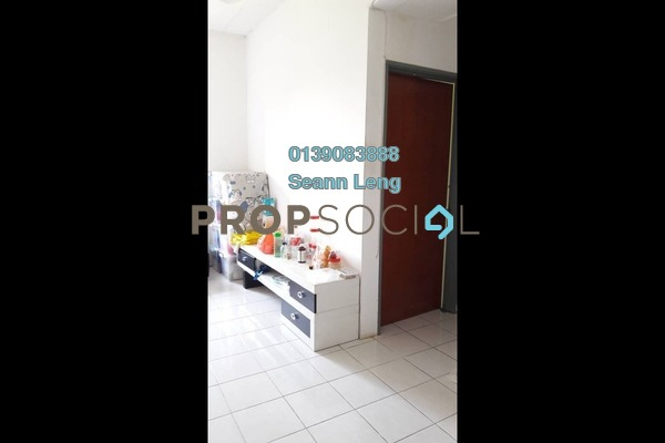 For Sale Condominium at Taman Damai Indah, Cheras South Freehold Unfurnished 3R/2B 260k