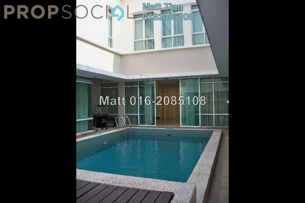 For Sale Bungalow at Kemensah Residency, Kemensah Freehold Semi Furnished 5R/7B 3.8m