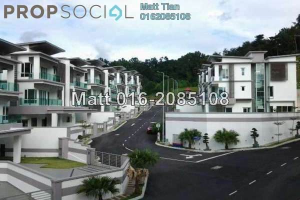 For Rent Semi-Detached at Beverly Heights, Ukay Freehold Semi Furnished 6R/7B 8.5k