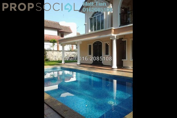 For Sale Bungalow at Taman Hillview, Ukay Freehold Semi Furnished 5R/6B 3.99m
