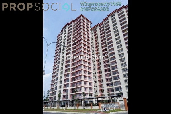 For Sale Condominium at Villaria, Bukit Antarabangsa Freehold Unfurnished 3R/2B 330k