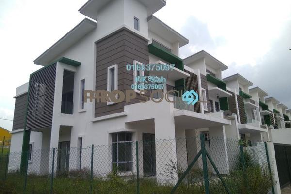 For Sale Superlink at The Clover Homes @ Laman Semanggi, Semenyih Freehold Unfurnished 4R/4B 574k