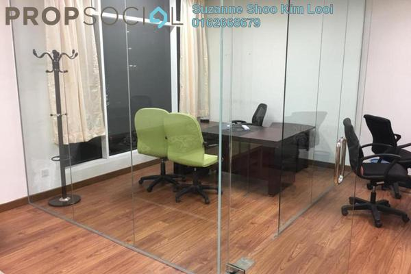For Rent Office at Soho Suites, KLCC Freehold Unfurnished 0R/0B 2.5k