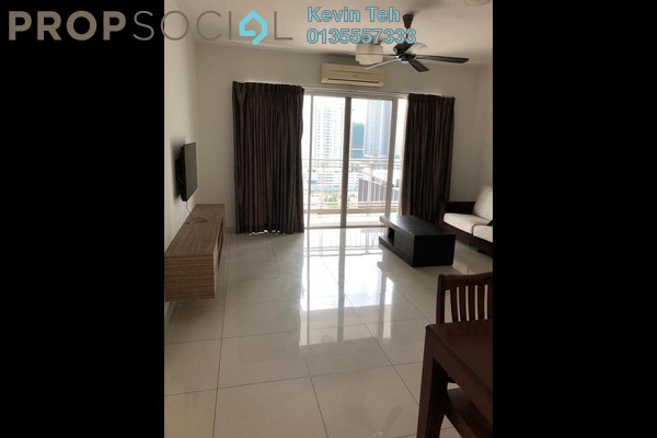 For Rent Condominium at Ceriaan Kiara, Mont Kiara Freehold Fully Furnished 3R/3B 3.8k