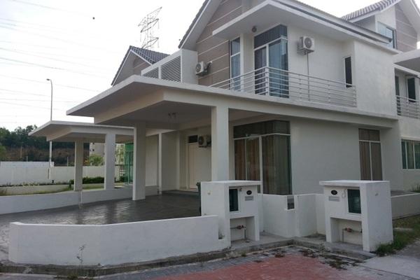 For Rent Semi-Detached at Taman Juru Setia, Juru Freehold Fully Furnished 5R/5B 1.9k