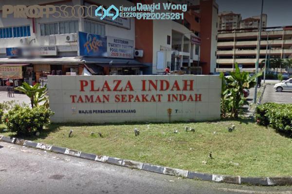 For Rent Apartment at Plaza Indah, Kajang Freehold Fully Furnished 3R/2B 1k