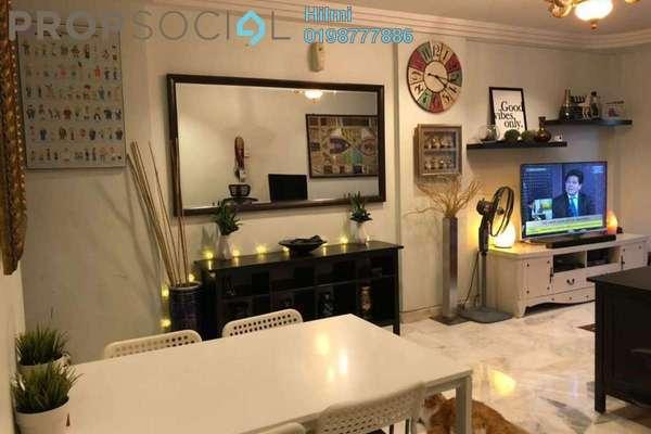 For Sale Condominium at Menara Sri Damansara, Bandar Sri Damansara Freehold Semi Furnished 3R/2B 450k