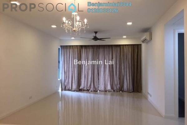 For Rent Condominium at The Westside One, Desa ParkCity Freehold Semi Furnished 3R/3B 3.5k