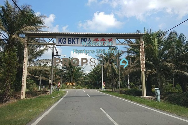 For Rent Land at Taman Sri Cheeding, Banting Freehold Unfurnished 0R/0B 8k