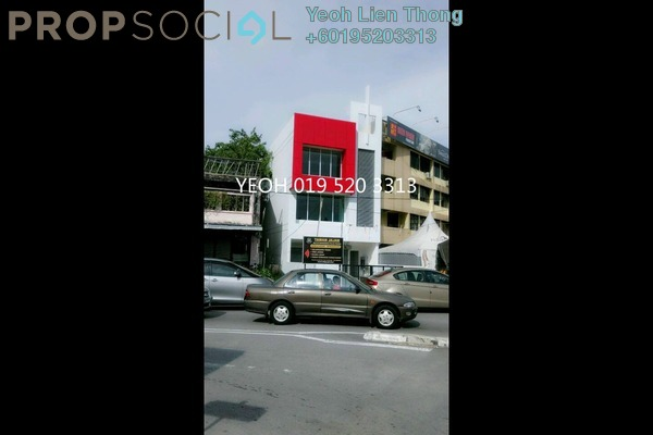 For Rent Shop at Jalan Dato Keramat, Georgetown Freehold Unfurnished 0R/0B 6.6k