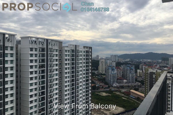 For Sale Condominium at Imperial Residences, Sungai Ara Freehold Unfurnished 3R/2B 579k