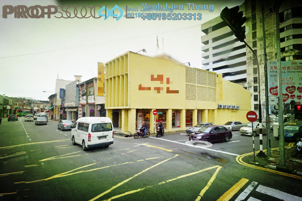 For Rent Shop at Jalan Penang, Georgetown Freehold Unfurnished 0R/2B 8.5k