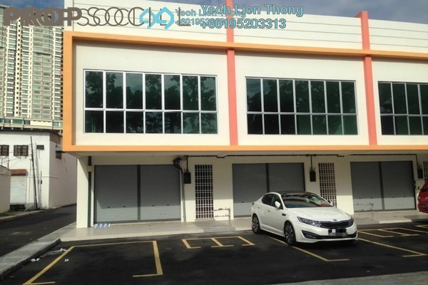 For Rent Shop at Jalan Patani, Georgetown Freehold Unfurnished 0R/4B 8.5k