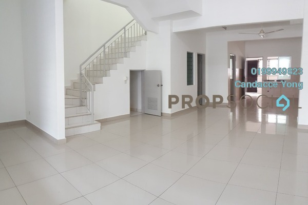For Sale Terrace at Setia Indah, Setia Alam Freehold Unfurnished 4R/4B 718k