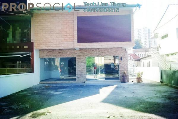 For Rent Semi-Detached at Jalan Kelawai, Gurney Drive Freehold Unfurnished 3R/3B 12k