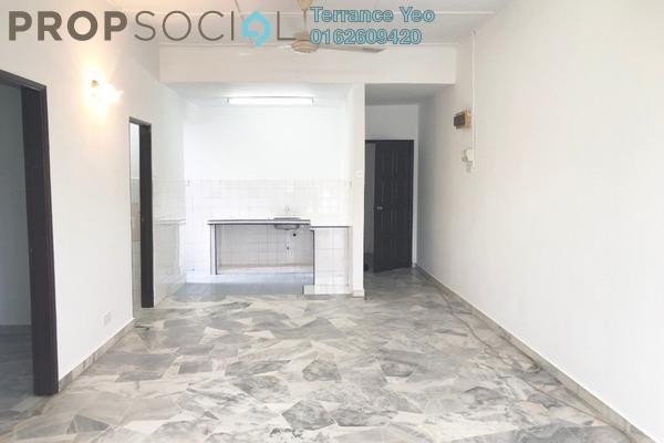 For Sale Apartment at Sri Anggerik 1, Bandar Kinrara Freehold Unfurnished 3R/2B 210k