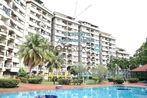 For Rent Condominium at Sri Jelatek, Wangsa Maju Freehold Semi Furnished 4R/2B 1.7k