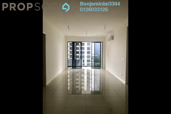 For Sale Condominium at Anjali @ North Kiara, Segambut Freehold Semi Furnished 3R/4B 1.15m