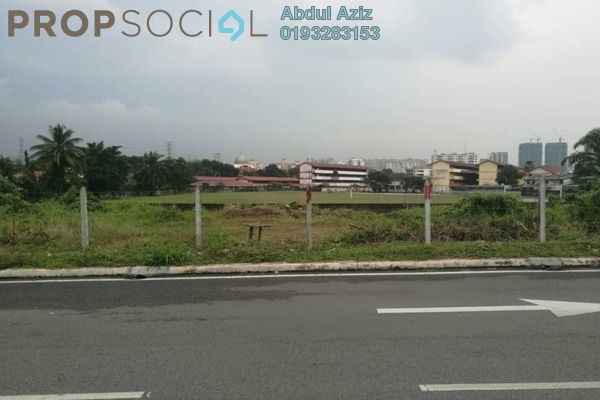 For Sale Land at Lagenda Mas Villa, Jalan Ipoh Freehold Unfurnished 0R/0B 1.5百万