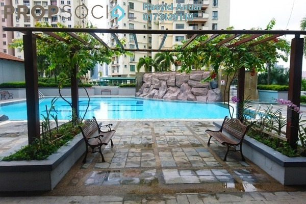 For Sale Condominium at Gurney Heights, Keramat Freehold Fully Furnished 3R/2B 610k