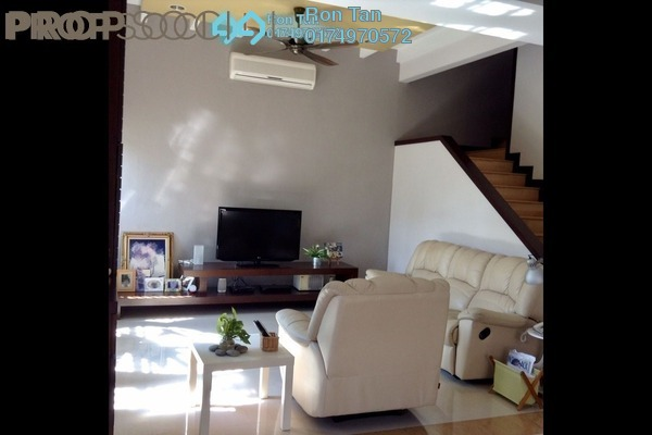For Sale Semi-Detached at Fettes Park, Tanjung Tokong Freehold Fully Furnished 3R/2B 1.55m