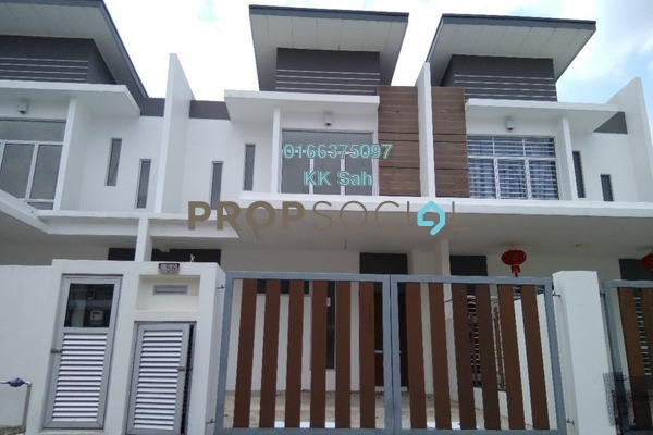 For Sale Link at Setia EcoHill, Semenyih Freehold Semi Furnished 4R/3B 520k