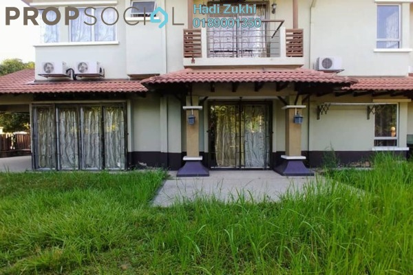 For Sale Terrace at Saujana Indah Industrial Park, Saujana Freehold Semi Furnished 4R/4B 1.1m