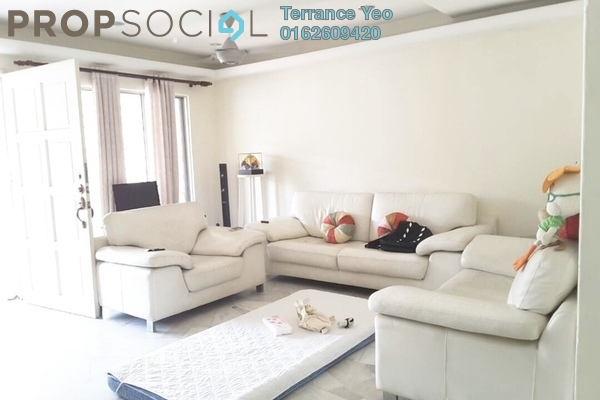 For Sale Terrace at Taman Kinrara, Bandar Kinrara Leasehold Semi Furnished 4R/2B 790k