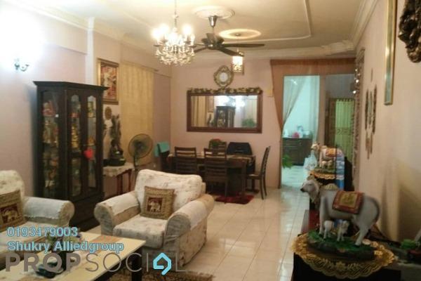 For Sale Condominium at Pelangi Condominium, Sentul Freehold Semi Furnished 3R/2B 450k