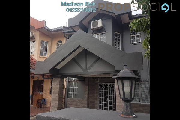 For Sale Terrace at Palm Spring, Kota Damansara Freehold Semi Furnished 4R/3B 700k