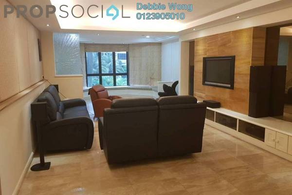 For Sale Condominium at Sri Kenny, Kenny Hills Freehold Fully Furnished 3R/1B 1.6m