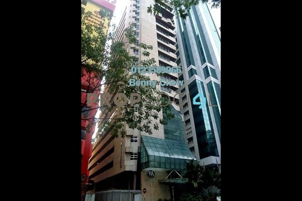 For Rent Office at Menara SMI, KLCC Freehold Semi Furnished 0R/0B 8k