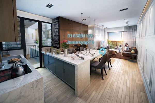 For Sale Condominium at Mizumi Residences, Kepong Leasehold Unfurnished 3R/2B 420k