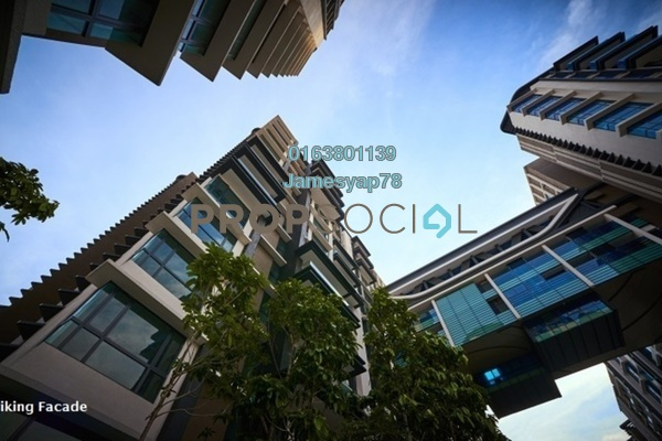 For Sale Condominium at The Potpourri, Ara Damansara Freehold Fully Furnished 2R/2B 950k