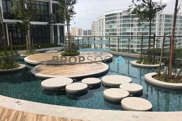 For Sale Condominium at H2O Residences, Ara Damansara Freehold Semi Furnished 2R/2B 650k