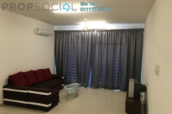 For Rent Condominium at Sierra Residences, Sungai Ara Freehold Fully Furnished 3R/2B 1.4k