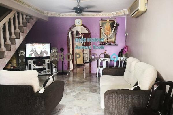 For Sale Terrace at Taman Desawan, Klang Freehold Semi Furnished 3R/1B 299k