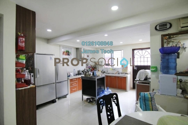 For Sale Terrace at Bandar Bukit Tinggi 1, Klang Freehold Semi Furnished 3R/3B 590k