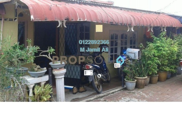 For Sale Terrace at Kampung Merdeka, Batu Pahat Leasehold Semi Furnished 3R/3B 135k