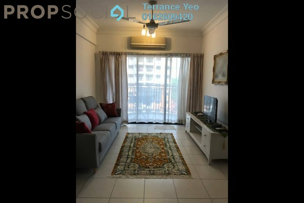 For Rent Apartment at Avilla, Bandar Puchong Jaya Freehold Fully Furnished 3R/2B 1.7k