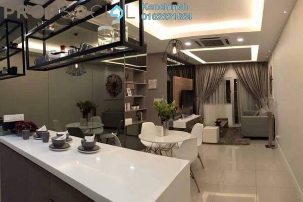 For Rent Condominium at Palm Spring, Kota Damansara Freehold Semi Furnished 3R/2B 1.2k