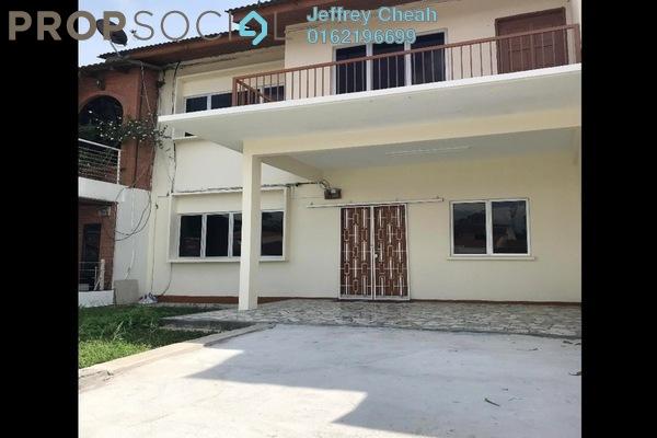 For Sale Terrace at Taman Bangsar, Bangsar Freehold Semi Furnished 4R/3B 1.65m