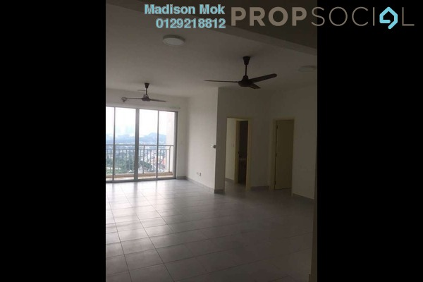 For Rent Condominium at Vista Prima, Puchong Freehold Semi Furnished 3R/2B 1k
