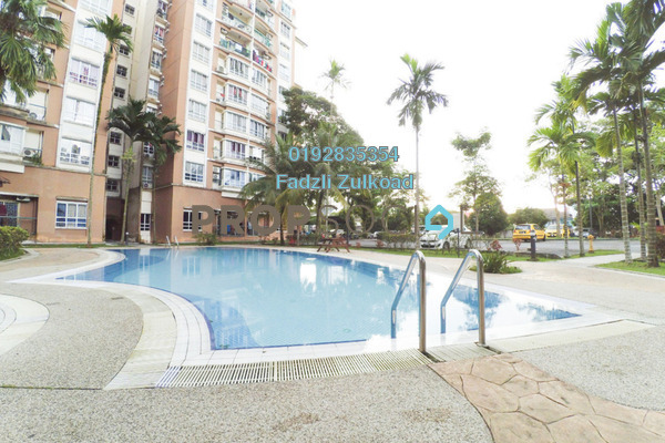 For Sale Apartment at Tiara Intan, Ampang Leasehold Unfurnished 3R/2B 360k