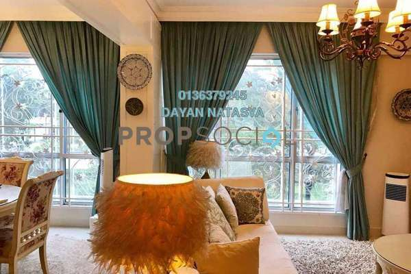 For Rent Condominium at Casa Indah 2, Tropicana Freehold Fully Furnished 2R/2B 3.8k
