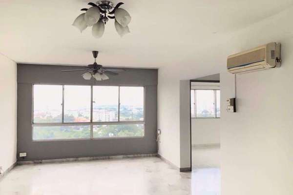For Sale Condominium at OG Heights, Old Klang Road Freehold Semi Furnished 3R/2B 395k