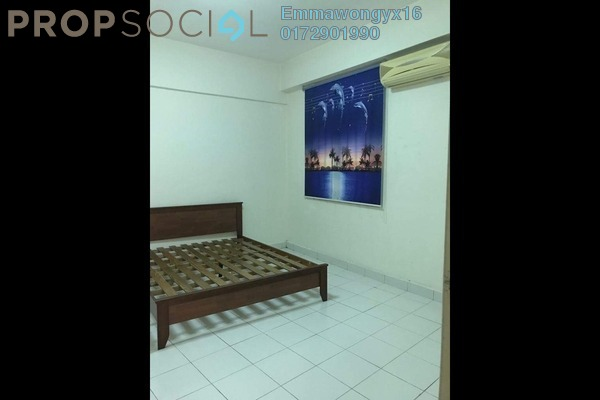 For Rent Condominium at Fortune Avenue, Kepong Freehold Semi Furnished 3R/2B 2k