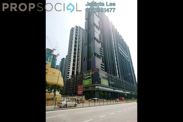 For Sale Serviced Residence at M City, Ampang Hilir Freehold Semi Furnished 0R/1B 447k