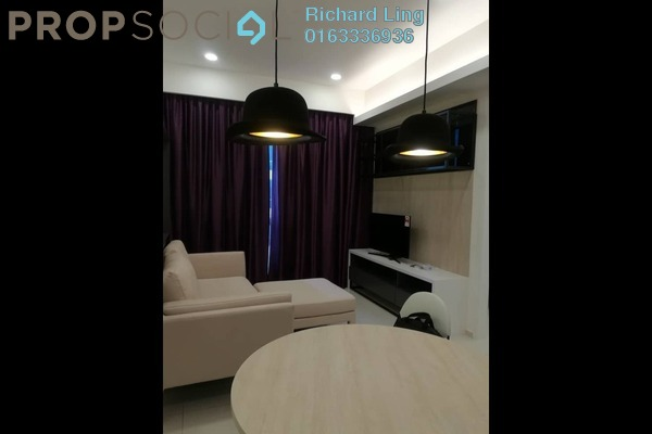 For Sale Condominium at The Robertson, Pudu Freehold Fully Furnished 1R/1B 880k